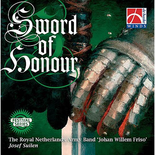 Hal Leonard Sword Of Honour Cd Concert Band