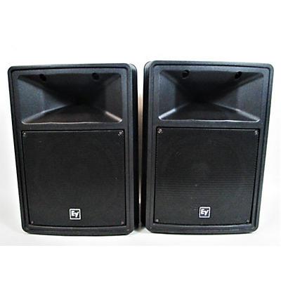Electro-Voice Sx80 Pair Unpowered Speaker