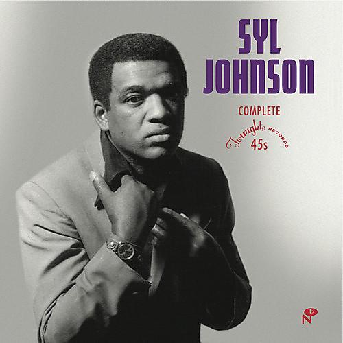 Alliance Syl Johnson - Complete Twinight Singles