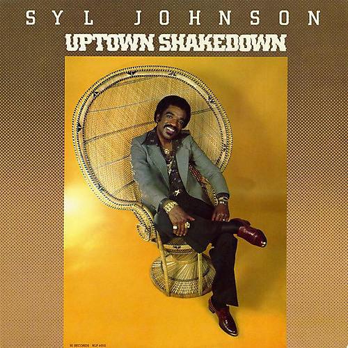 Alliance Syl Johnson - Uptown Shakedown