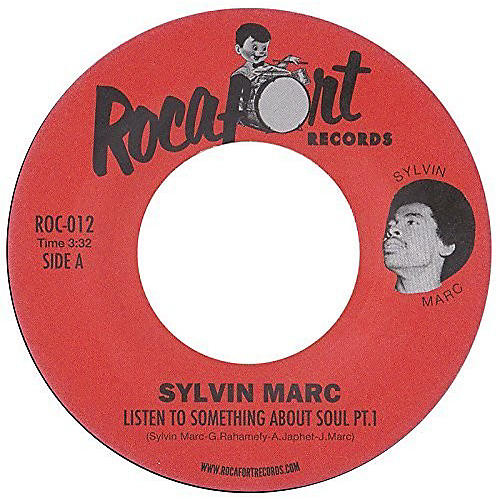 Alliance Sylvin Marc - Listen to Something About Soul PT 1 & 2