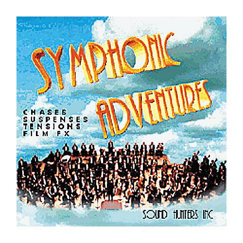 EastWest Symphonic Adventures Audio Sample CD-ROM