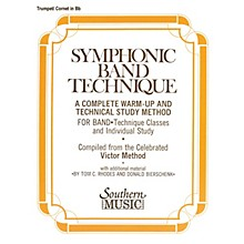 Southern Symphonic Band Technique (S.B.T.) (Cornet/Trumpet) Southern Music Series Composed by John Victor