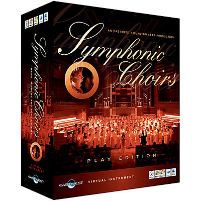 EastWest Symphonic Choirs Bundle Gold with Voices of the Apocalypse Expansion