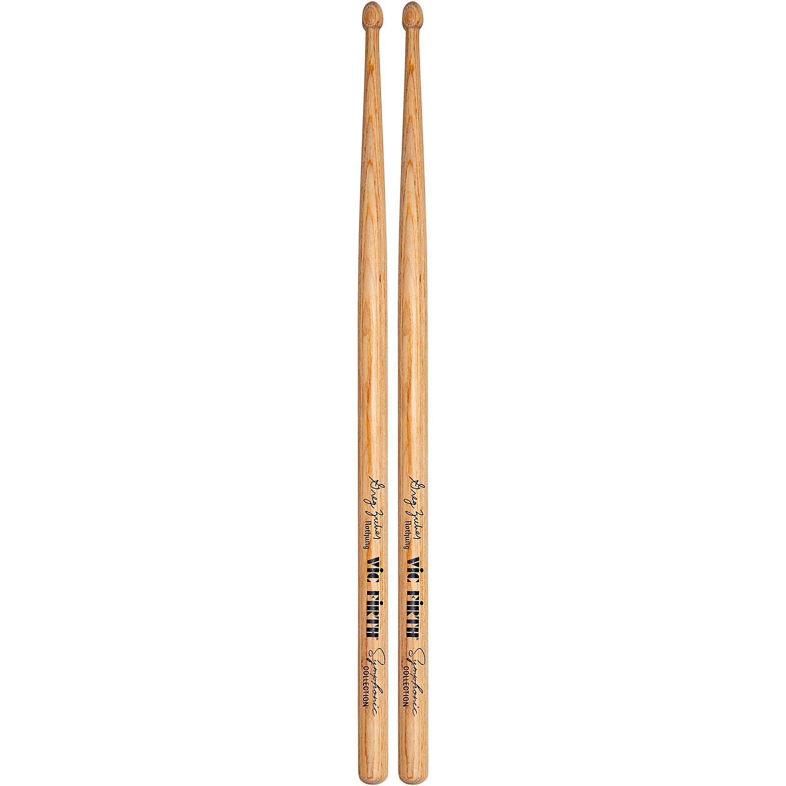 Vic Firth Symphonic Collection Greg Zuber Signature Nothung Laminated Birch Drum Stick