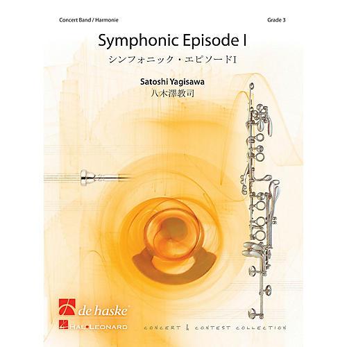De Haske Music Symphonic Episode I Concert Band Level 4 Composed by Satoshi Yagisawa