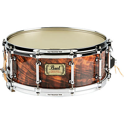 Pearl Symphonic Maple Snare Drum with Multi-Timbre Strainer