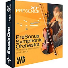 PreSonus Symphonic Orchestra Software Download