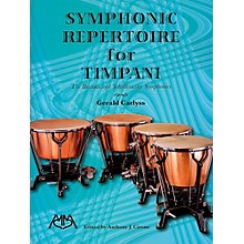 Meredith Music Symphonic Repertoire For Timpani - The Brahms And Tchaikowsky Symphonies