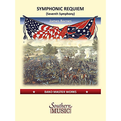 Lauren Keiser Music Publishing Symphonic Requiem (Seventh Symphony for Concert Band) Concert Band Level 6