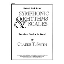 Hal Leonard Symphonic Rhythms & Scales (Two-Part Etudes for Band and Orchestra Viola) Concert Band Level 2-4