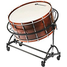 "Bergerault Symphonic Series Bass Drum, 36x22"" With Suspension Stand"