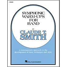 Hal Leonard Symphonic Warm-Ups For Band For French Horn