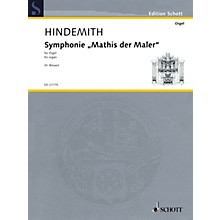 Schott Symphonie Mathis der Maler Schott Series Softcover Composed by Paul Hindemith