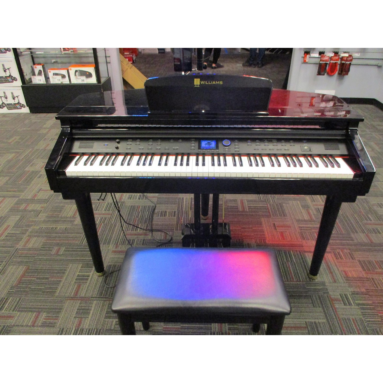 Williams Symphony Grand Stage Piano