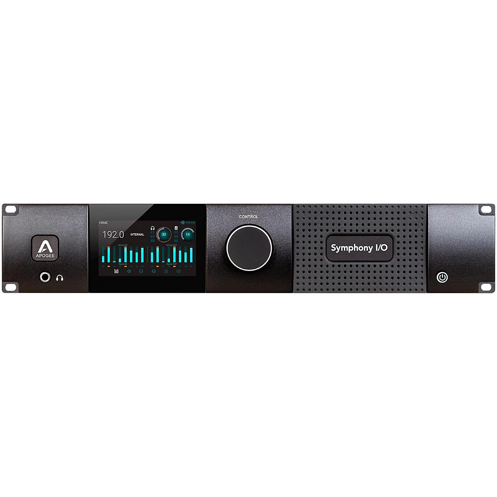 Apogee Symphony I/O MK II 8X8 Thunderbolt Audio Interface