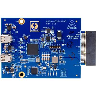Apogee Symphony I/O MKII Thunderbolt Option Card