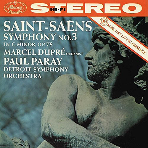 Alliance Symphony No 3 in C Minor Op 78 - Organ