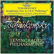 Symphony No 4 in F Minor Op 36 TH 27