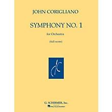 G. Schirmer Symphony No. 1 (Full Score) Study Score Series Composed by John Corigliano