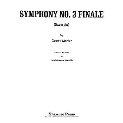 Shawnee Press Symphony No. 3 - Finale Concert Band Level 3 Arranged by Reynolds