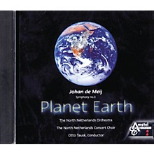 Amstel Music Symphony No. 3 Planet Earth (Amstel Classics Concert Band CD) Concert Band Composed by Johan de Meij