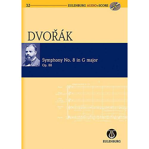 Eulenburg Symphony No. 8 in G Major Op. 88 B 163 Eulenberg Audio plus Score Series Composed by Antonín Dvorák