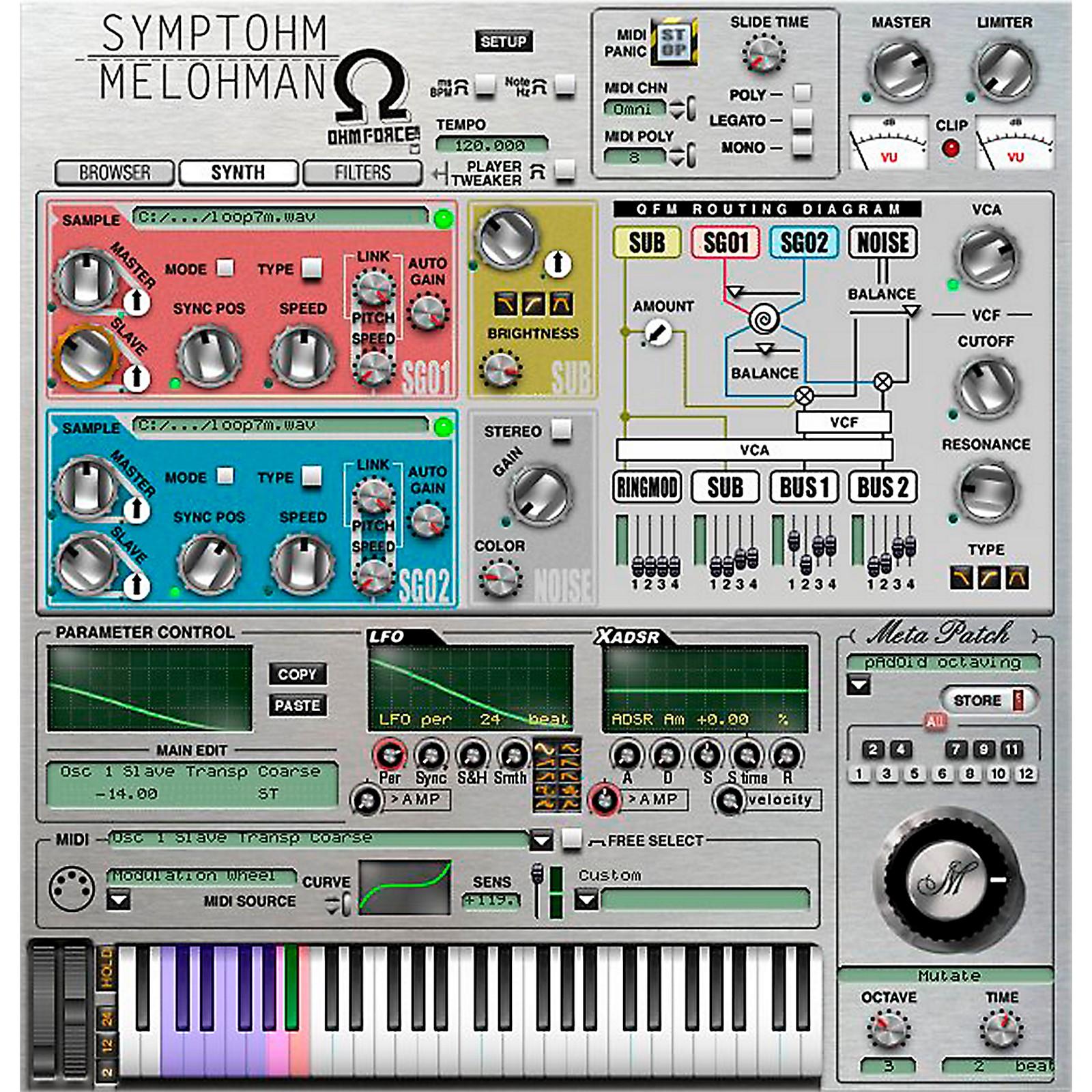 Ohm Force Symptohm Software Download