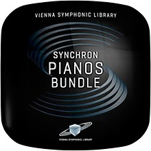 Vienna Instruments Synchron Pianos Bundle Upgrade to Full Library (Download)
