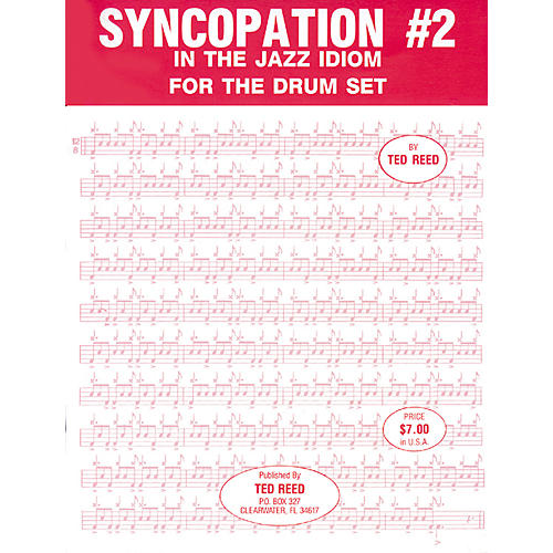 Alfred Syncopation #2 - In the Jazz Idiom for the Drum Set