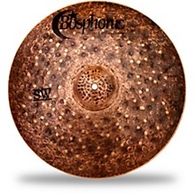 Bosphorus Cymbals Syncopation SW Crash Cymbal