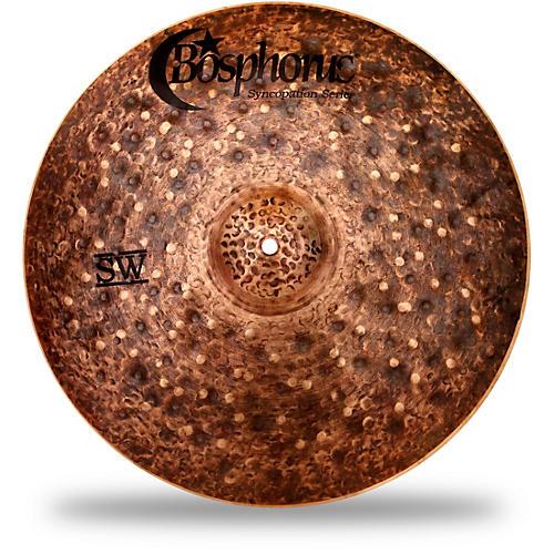 Bosphorus Cymbals Syncopation SW Crash Cymbal