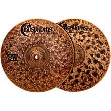 Bosphorus Cymbals Syncopation SW Hi-Hat Cymbal
