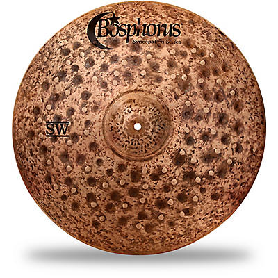 Bosphorus Cymbals Syncopation SW Ride Cymbal
