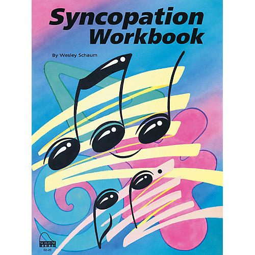 SCHAUM Syncopation Workbook (Level 3) Educational Piano Book by Wesley Schaum (Level Early Inter)