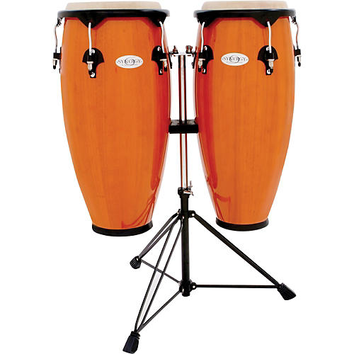 Toca Synergy Conga Set with Stand