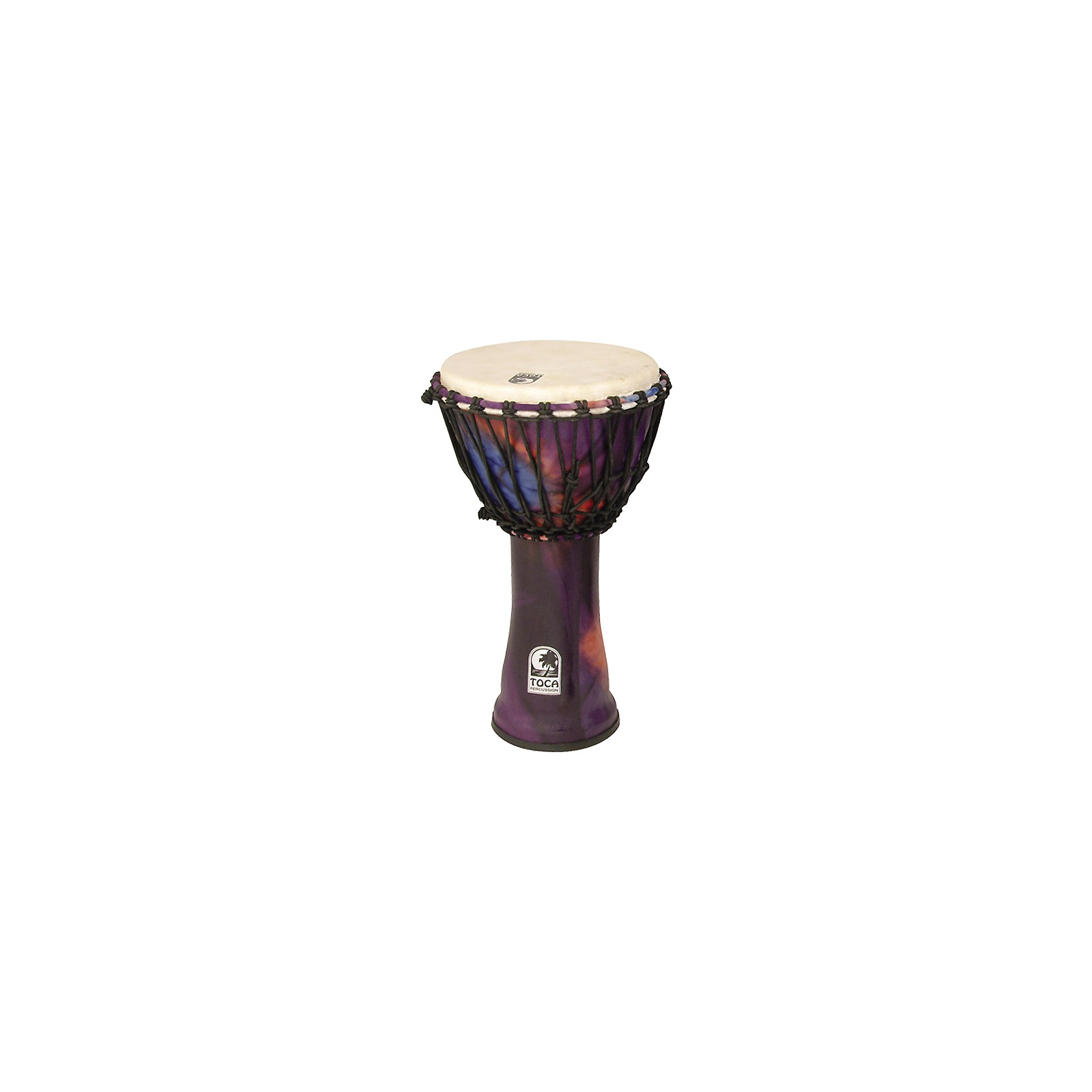 Toca Synergy Freestyle Rope Tuned Djembe