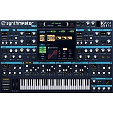 KV331 Audio SynthMaster One Crossgrade from SynthMaster