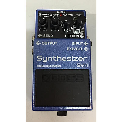 Boss Synthesizer SY-1 Effect Pedal