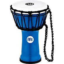 Synthetic Compact Junior Djembe Blue