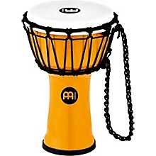 Synthetic Compact Junior Djembe Yellow