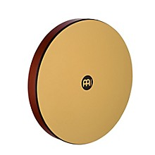 Synthetic Head Hand Drum African Brown 20 x 2.75 in.