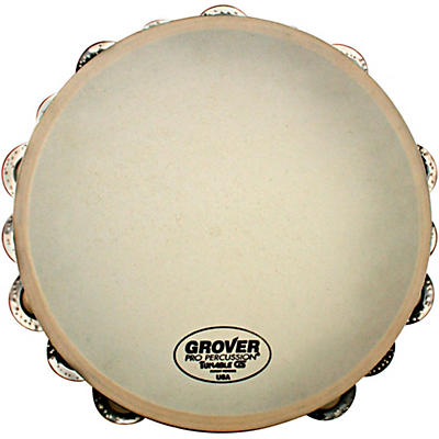 Grover Pro Synthetic Head Tambourine