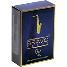 Bravo Reeds Synthetic Tenor Saxophone Reed 5 Pack