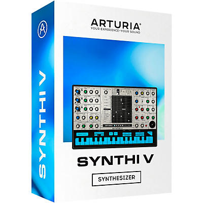 Arturia Synthi V (Software Download)