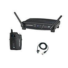 Open Box Audio-Technica System 10 ATW-1101/H92-TH 2.4GHz Digital Wireless Lavalier System