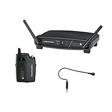 Audio-Technica System 10 ATW-1101/H92 2.4GHz Digital Wireless Earworn Headset System