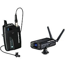 Open Box Audio-Technica System 10 Camera-Mount Wireless Lavalier System (ATW-1701/L)