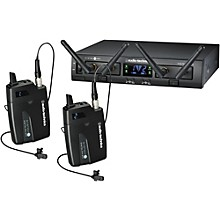 Audio-Technica System 10 Pro ATW-1311/L Dual Lavalier System