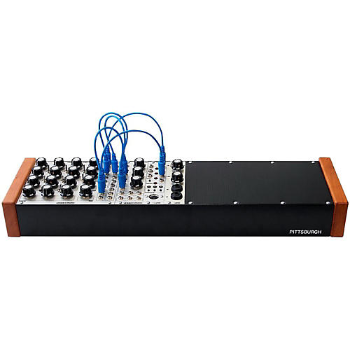 Pittsburgh Modular Synthesizers System 10.1+ Semi-Modular Analog Synthesizer